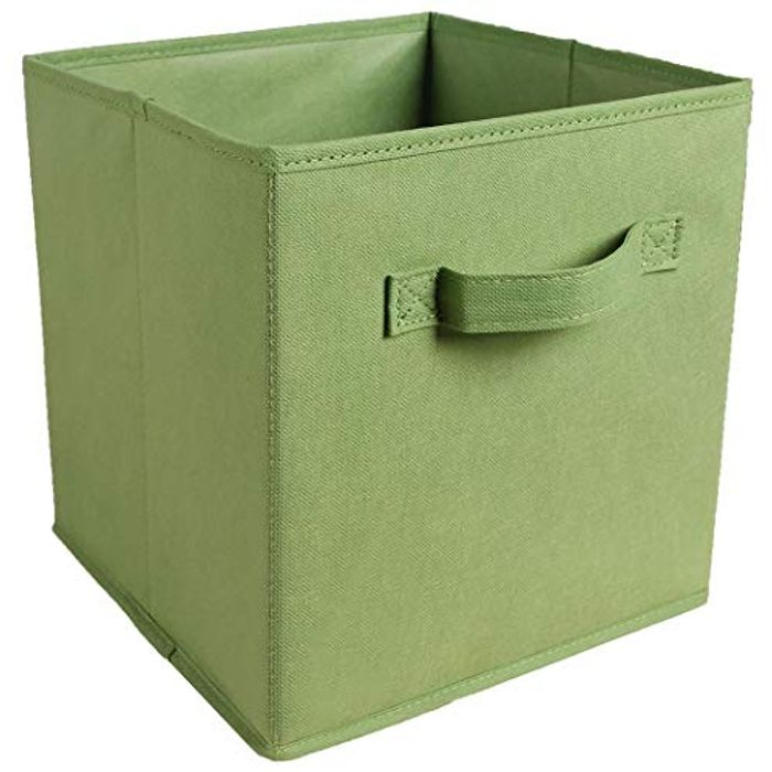 Foldable Storage Cube Only £6 with Discount Code - Great buy!