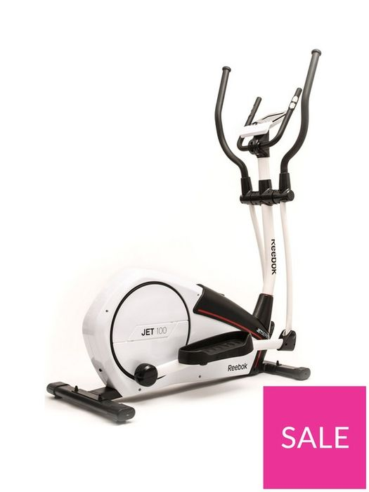 Cheap Reebok Jet 100 Cross Trainer in White, reduced by £160!