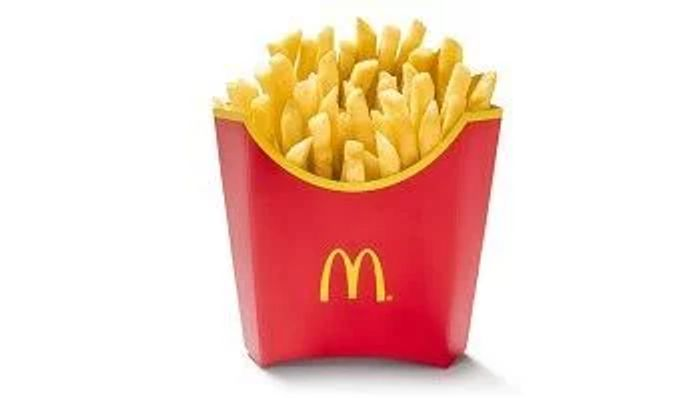 TODAY: Free Medium Fries (Available 11am until Midnight)