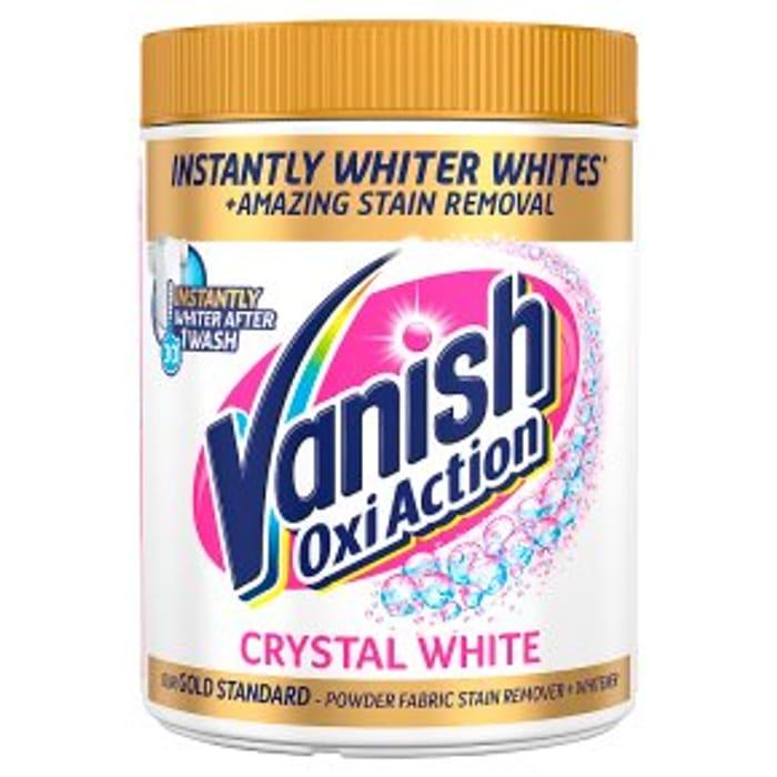 Stain Be Gone! Vanish Gold White 1kg