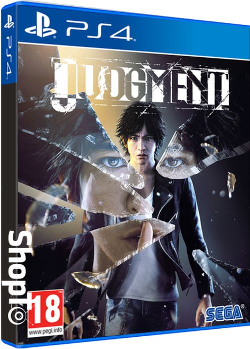 PS4 Judgment £24.85 Delivered at Shopto