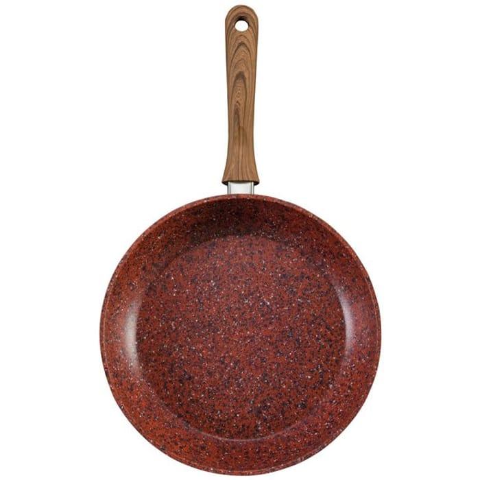 28cm Non-Stick Copper Stone Frying Pan