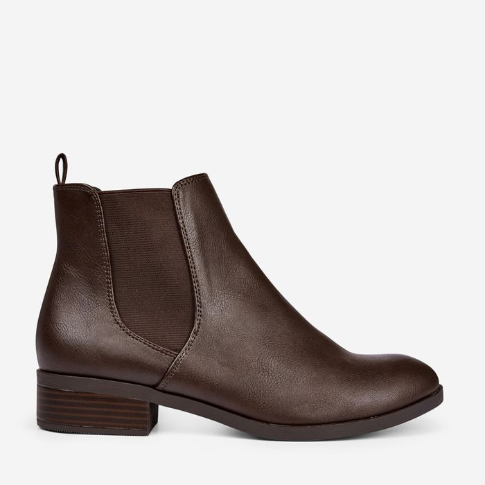 Cheap Dorothy Perkins-Brown Morgan Chelsea Boots, reduced by £13!