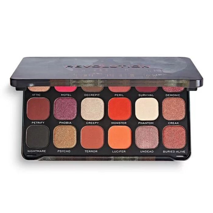 CHEAP! Revolution Forever Flawless Halloween Haunted House Shadow Palette