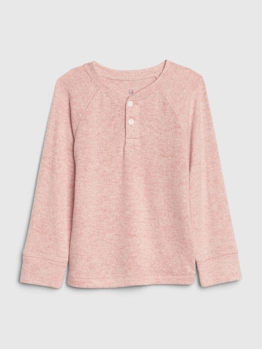 Toddler Softspun Henley T-Shirt