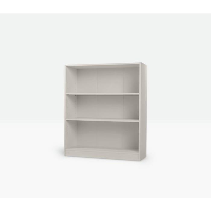 Argos Home Maine 2 Shelf Small Bookcase - Putty - 33% Off!
