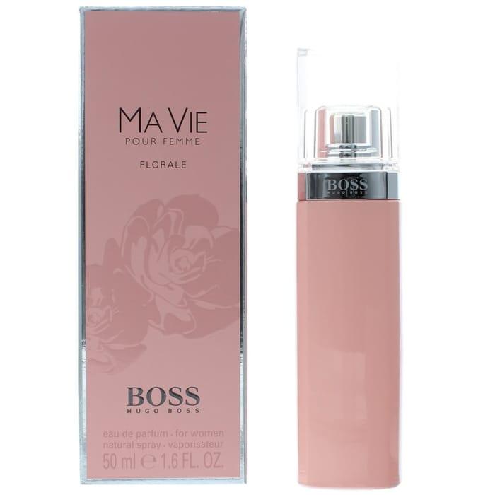 Hugo Boss Ma Vie Pour Femme Florale 50ml Edp £19.99 at B&M (Bradford)