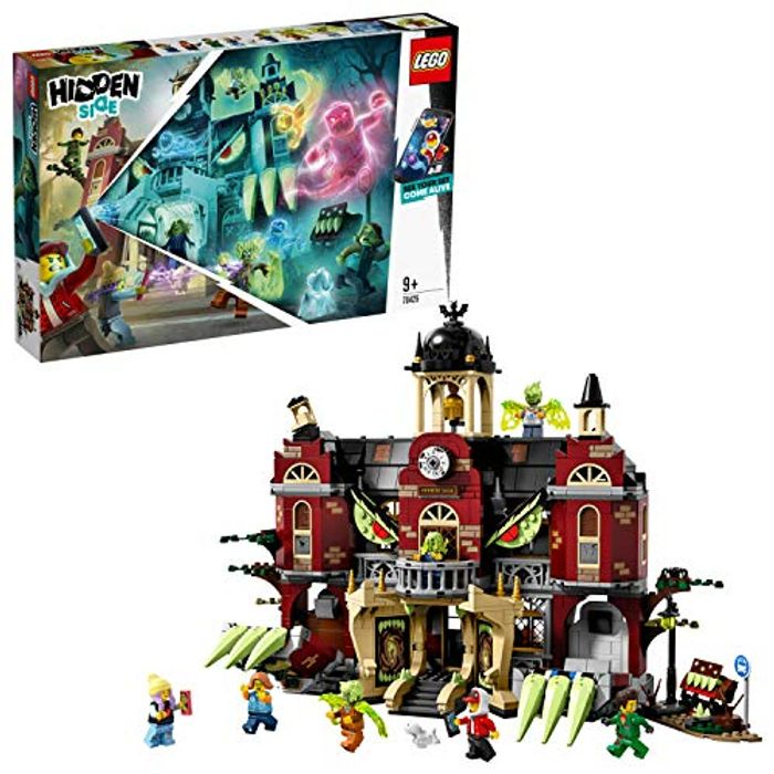 Lego 70425 Hidden Side Haunted High School