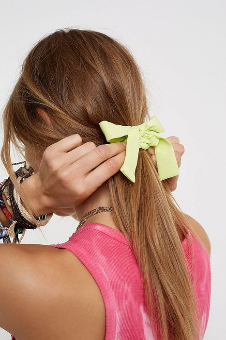 BFF Scrunchie Bow Set, Only £2.00!