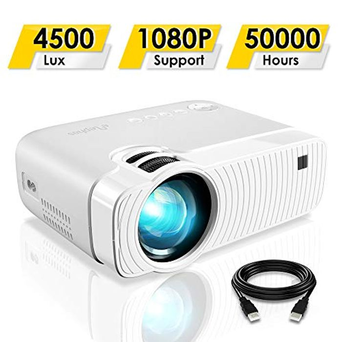 ELEPHAS Projector, GC333 Portable Projector