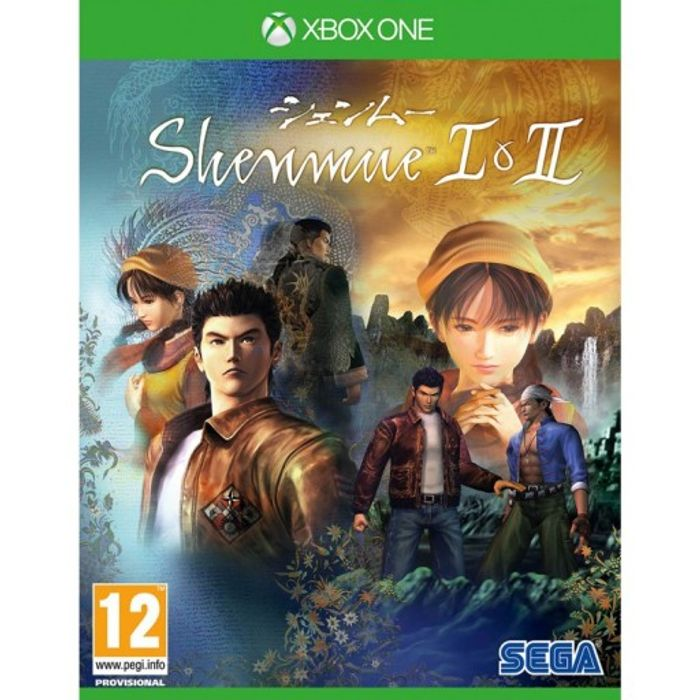 Special Offer - SHENMUE I & II (XBOX ONE) at the Game Collection