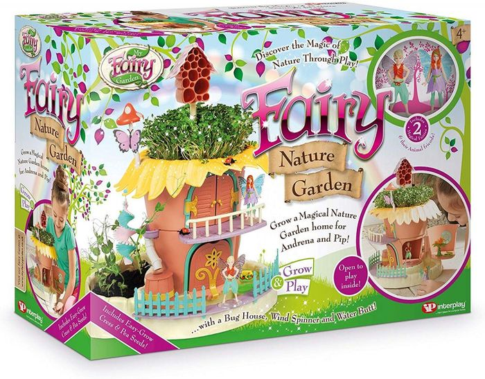My Fairy Nature Garden at Very - Only £8.99!