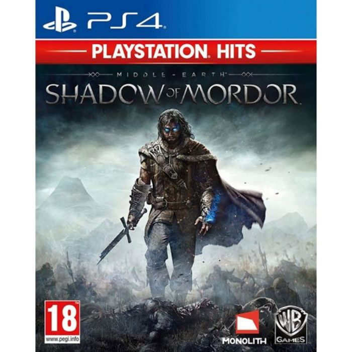 PS4 Middle-Earth: Shadow of Mordor £5.95 Delivered at the Game Collection