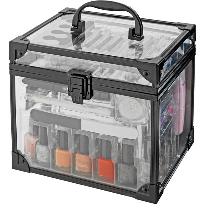 The Color Institute Even More Clearly Nail Set and Case