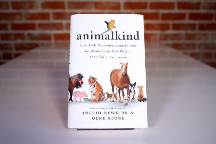 Win a Copy of 'Animalkind' Signed by Ingrid Newkirk