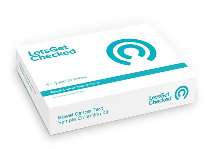 Cheap Home Bowel Cancer Testing Kit - Only £29.40 Today!