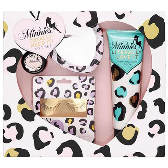 MINNIES Totally Need It! Gift Set for Her £2.49 at Perfume shop Online
