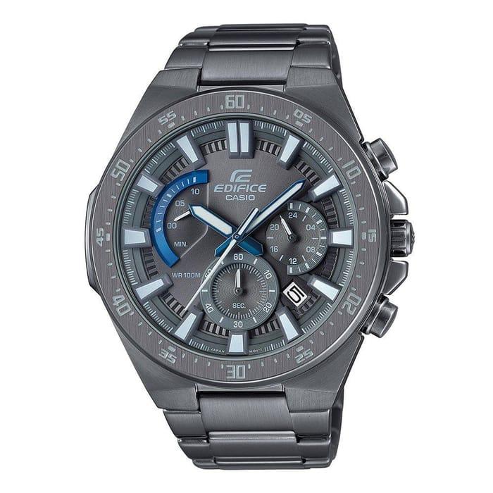 Casio Edifice Gunmetal Chronograph Men's Watch