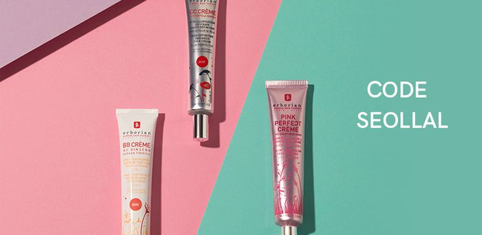 Free 15ml Finish Product When You Buy a Complexion Product