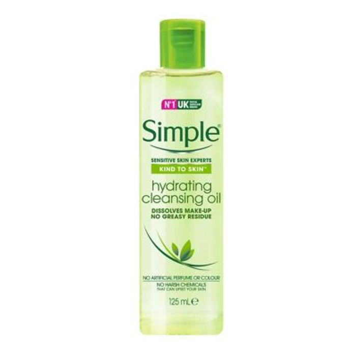 50% Off Simple Cleansing Oil 125ml