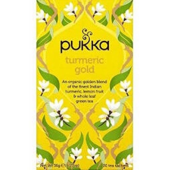 Selected Pukka Herbal Tea Bags 60p at Boots in Store