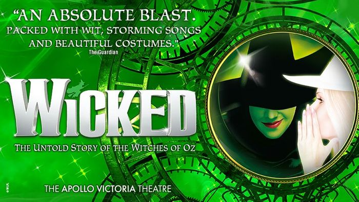 Cheap Wicked the Musical: London Theatre Ticket Voucher, Only £35!