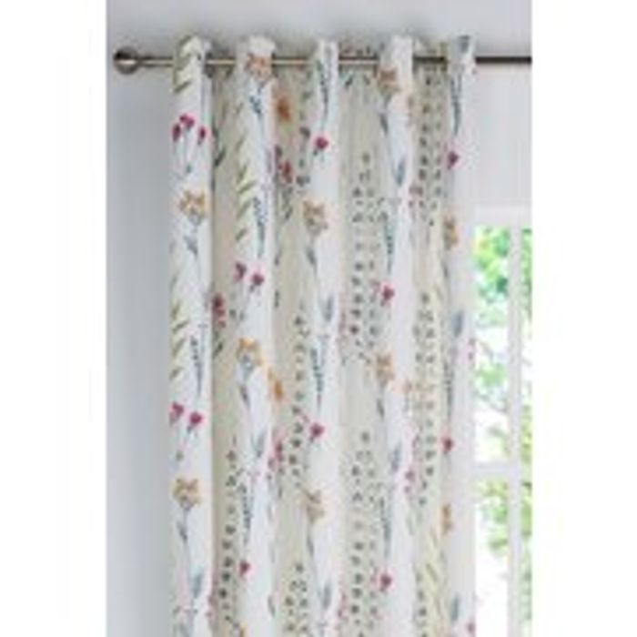 """Tilbury Cotton Lined Curtains 66""""x72"""""""
