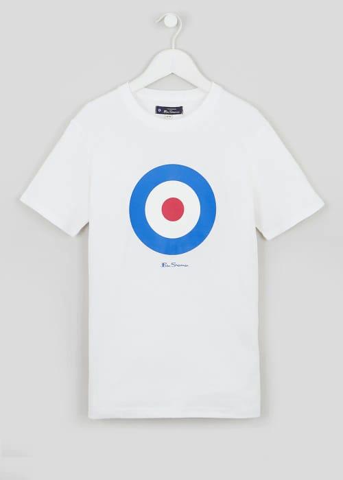 Boys Ben Sherman Target T-Shirt (3-13yrs)