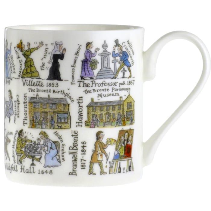 Bronts Timeline Mug
