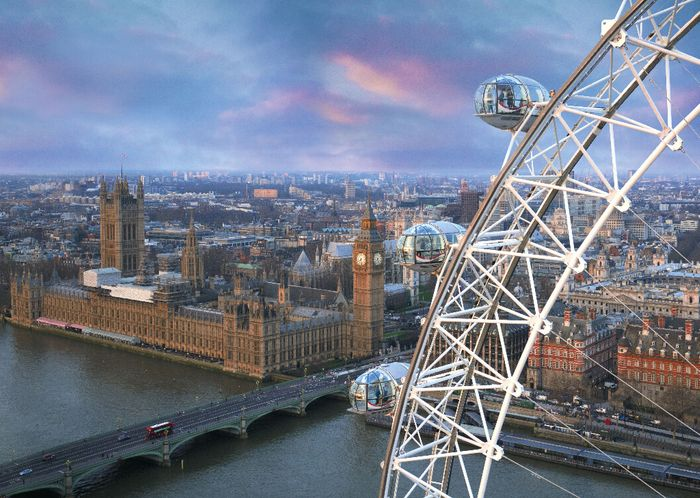 3* or 4* London Stay, Breakfast & London Eye Entry