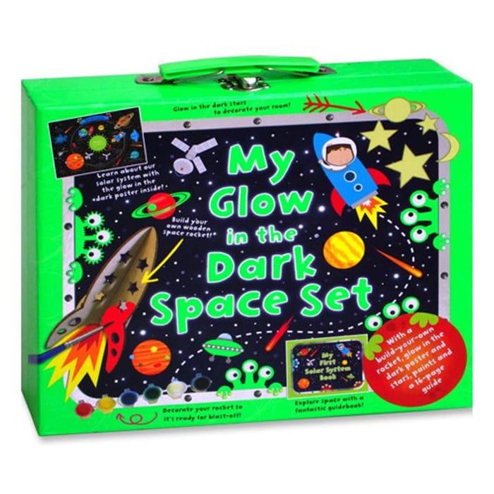 Glow in the Dark Space Mega Kit
