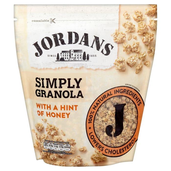 Jordan's Granola 750g £2