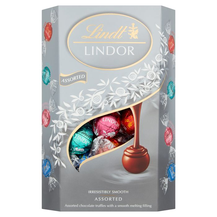Cheap Lindt 337g at Tesco Down From £7.4 to £5.5