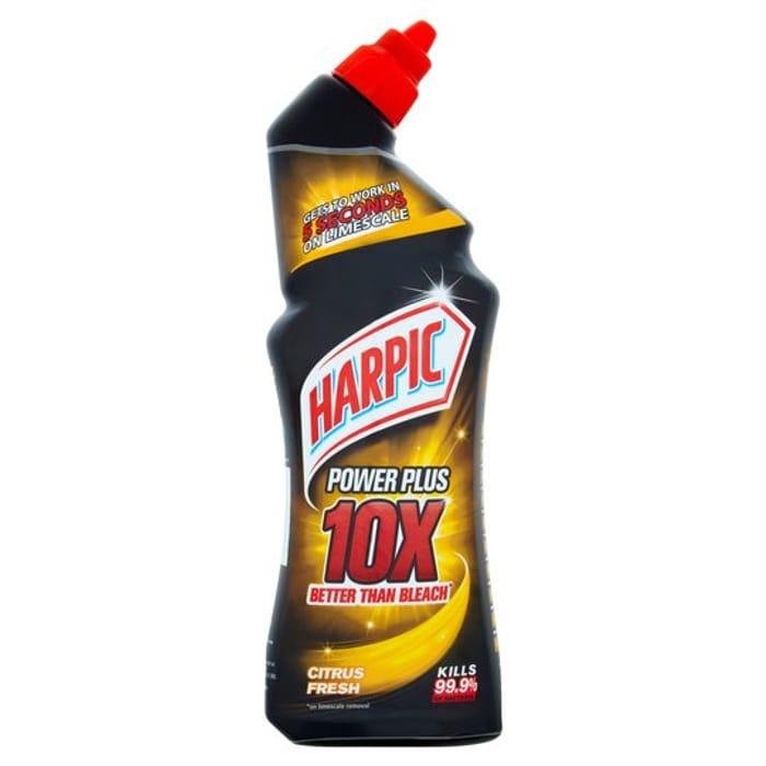 Harpic Power plus Max Toilet Cleaner Citrus 750Ml