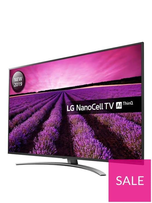 *SAVE £200* LG 49 Inch 4K NanoCell Smart TV +FREE LG XBOOM Bluetooth Speaker