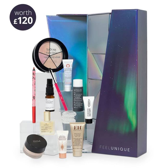 Cheap Feelunique 12 Day Beauty Advent Calendar at Feelunique - Only £31.5