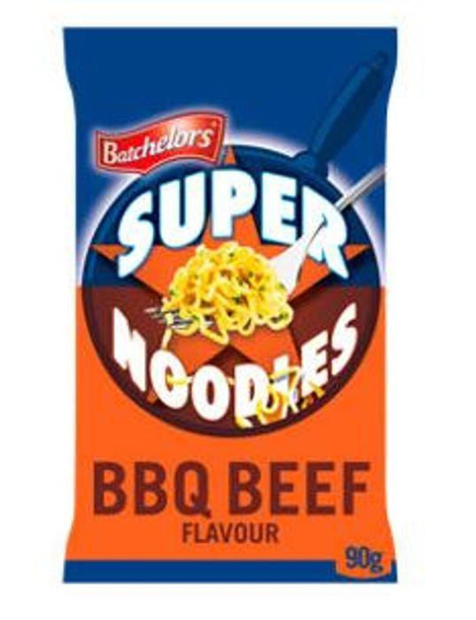 Batchelors Super Noodles (All Flavours) Link to Beef Flavour