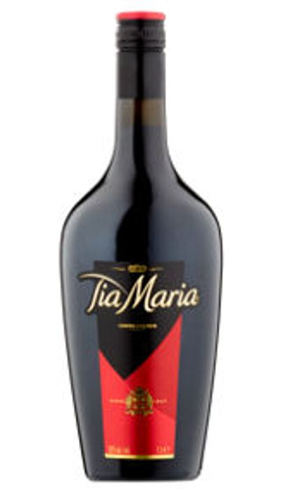 Tia Maria 1 Litre Rolled Back To £16
