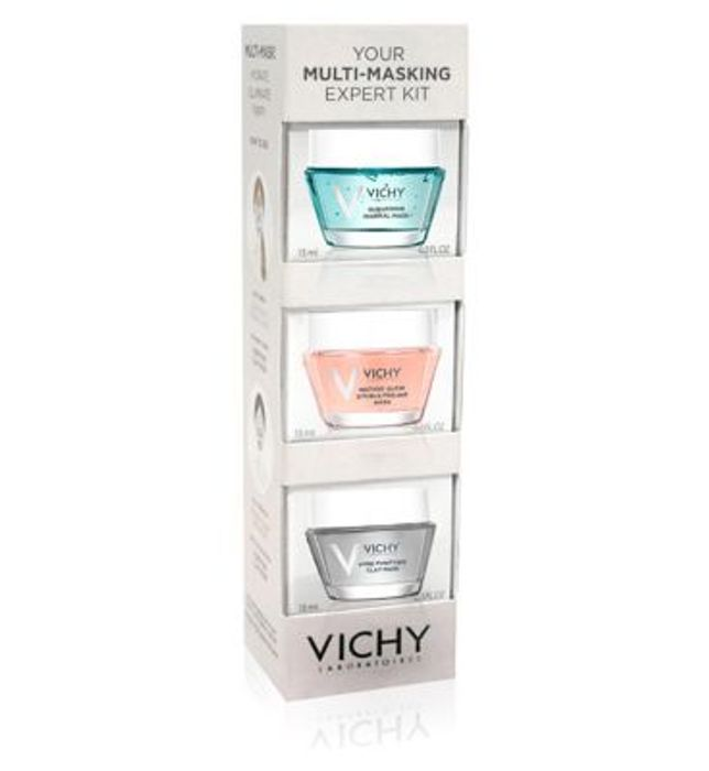 Vichy Mineral Mini Masks 15ml 3 Set in store at Boots