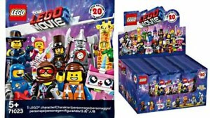 Best Price! LEGO The Lego Movie 2 / Wizard of Oz Minifigures - Save £1!