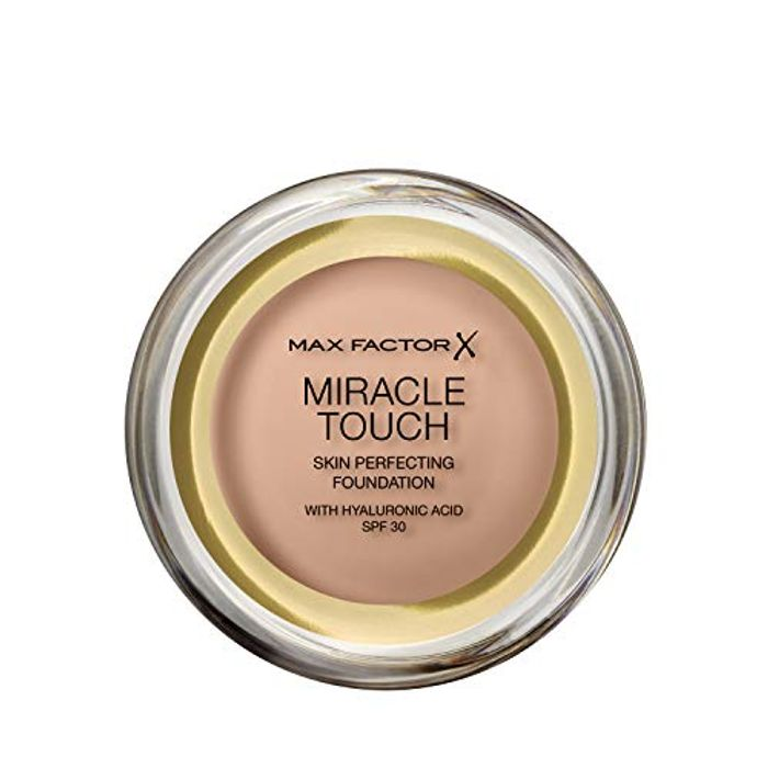 Max Factor Miracle Touch Perfecting Foundation - 36% Off!