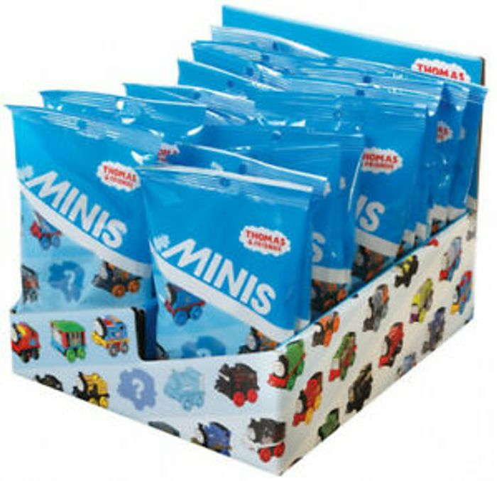 Thomas and Friends Minis Train (Unopened Blindbags)