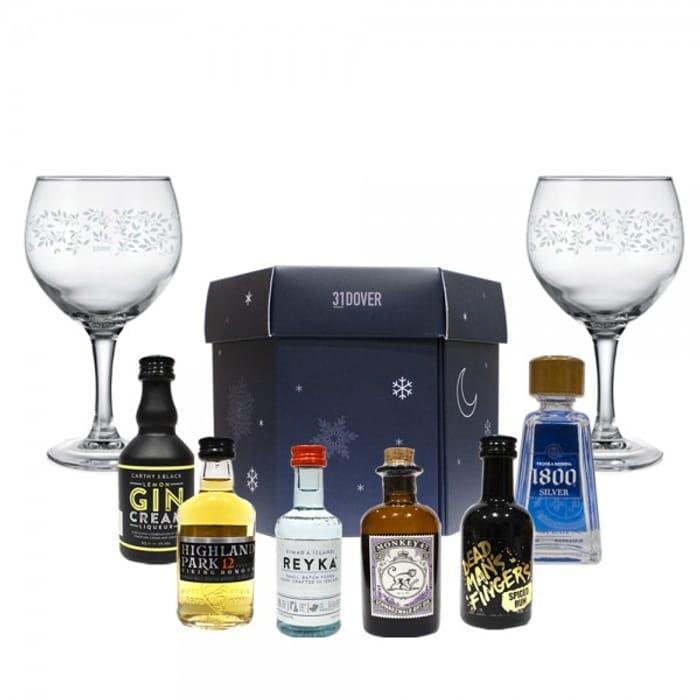 31DOVER Spirits Selection Box 6x5Cl