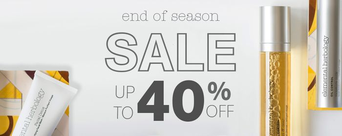 Get an Extra 10% off the End of Season Sale