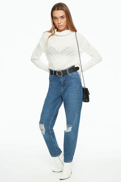 Cheap Midwash Mom Jeans at Select Fashion Only £10.99!