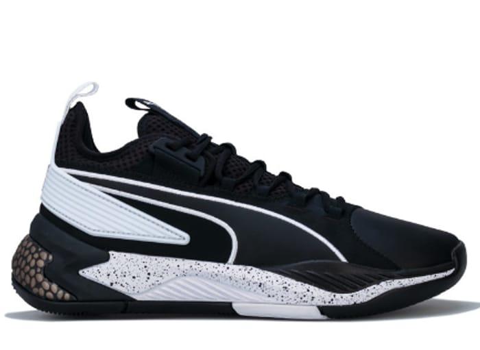 Best Price! Mens Puma Basketball Uproar Hybrid Court Core Trainers