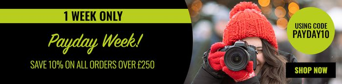 Pay Day Offer - 10% off Orders Over £250