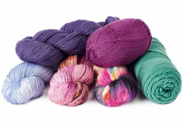 Win £10 worth of Knitting Goodies - See More from Simply Knitting Magazine
