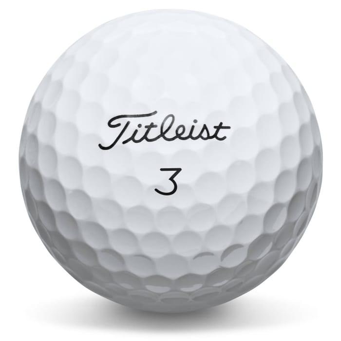Titleist Pro V1 Special Numbers Golf Balls (12 Balls) 2017