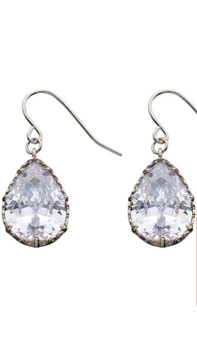 Fiorelli Crystal Drop Earrings